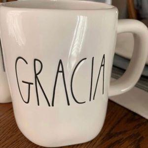 Rae Dunn Gracia Mug